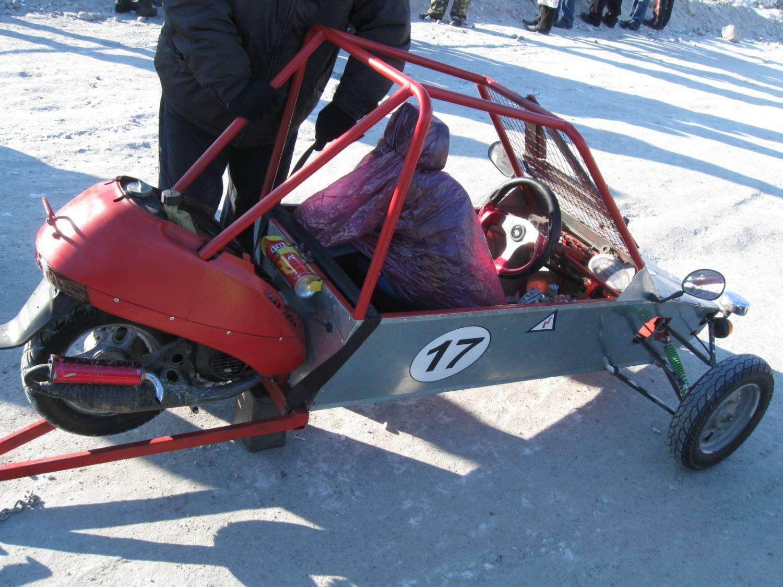 Скутер снегоход своими руками фото и инструкция как 82