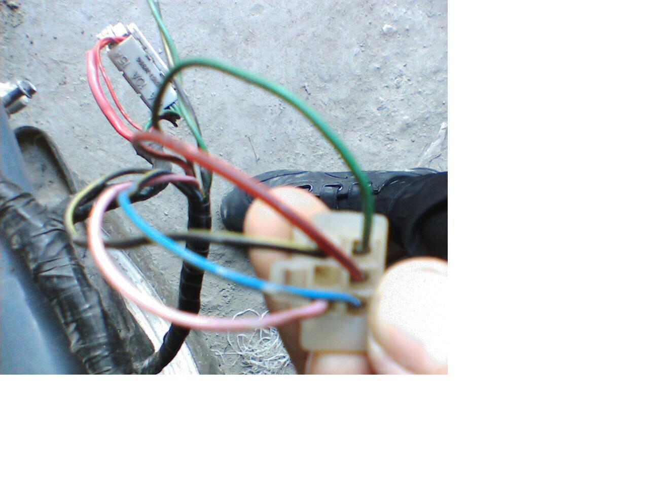 как подключить коммутатор гольф 2 перепутаны провода